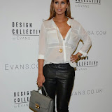 WWW.ENTSIMAGES.COM -   Fern McCann   arriving at    The Design Collective for Evans at The Freemasons Hall, LondonSeptember 16th 2014Show hosted by Arcadia Group owner Sir Philip Green as plus size retailer Evans makes its debut on the London Fashion Week schedule.                                                   Photo Mobis Photos/OIC 0203 174 1069