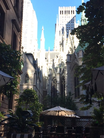 New York, St. Patrick's Cathedral.