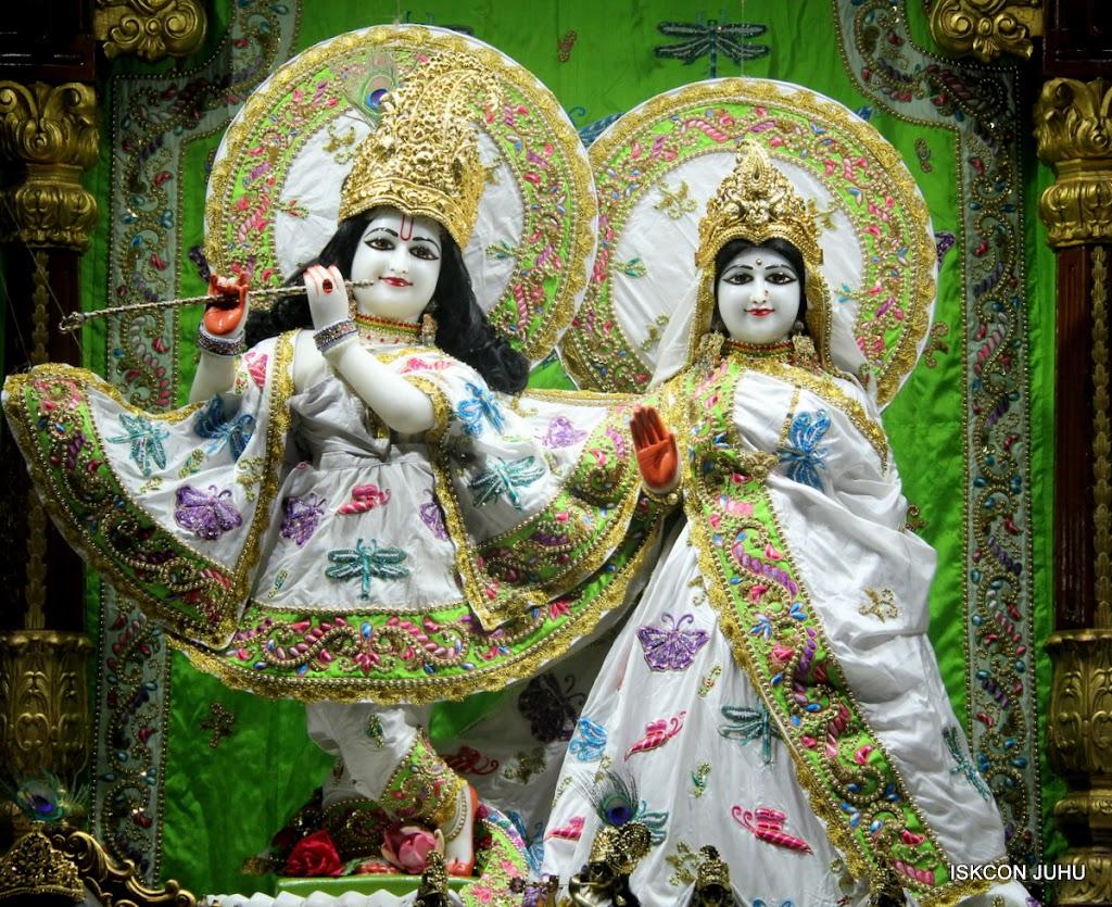 ISKCON Juhu Mangal Deity Darshan on 4th June 2016 (20)