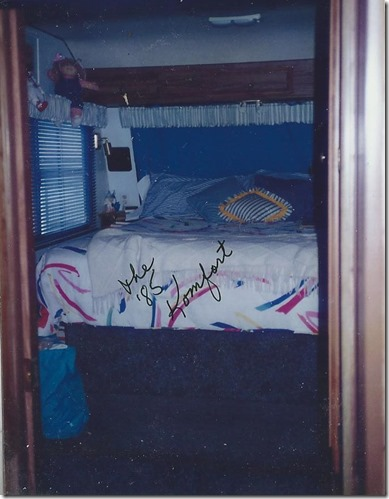 1985 Komfort remodel