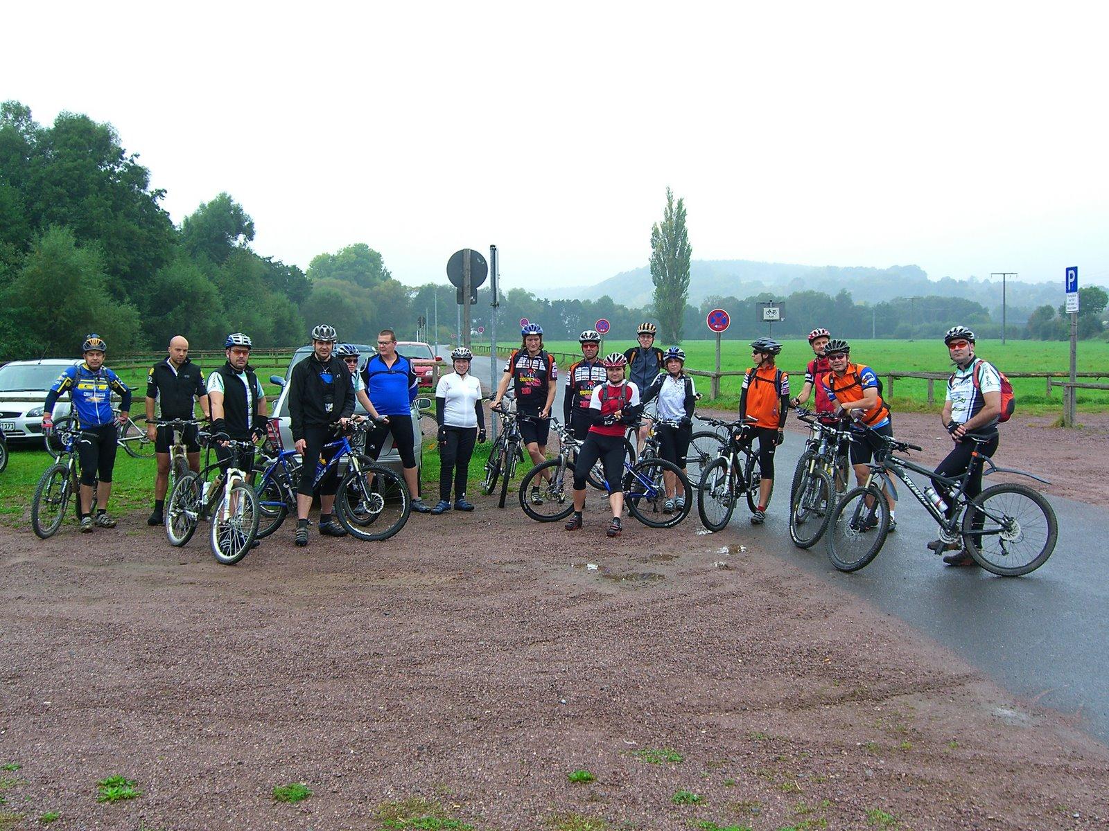 Spessart-Biker Tour am 03.10.2007