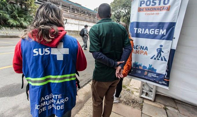 Internações por covid-19 deixam de cair em São Paulo