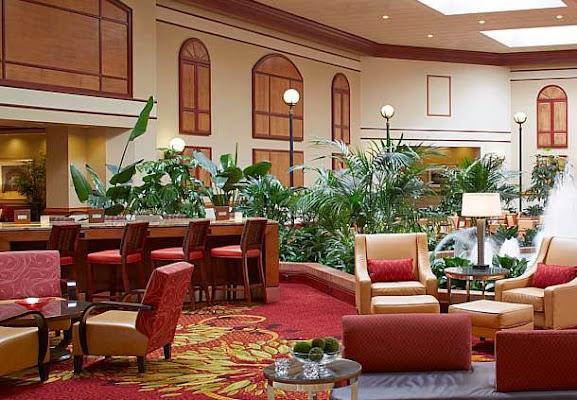 Cincinnati Airport Marriott, 2395 Progress Drive, Hebron, KY 41048, United States