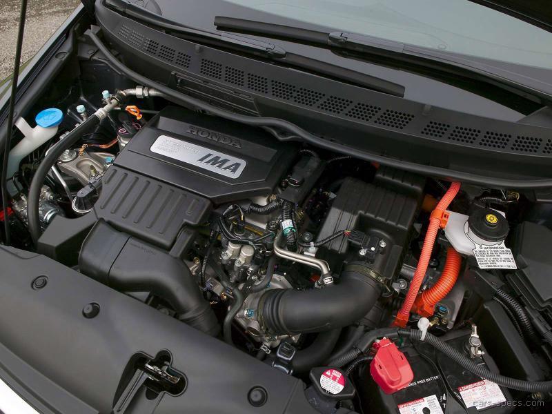 2006 Honda Civic Hybrid 00010 Jpg