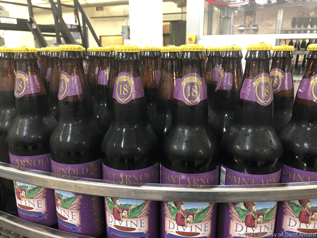 Saint Arnold Goes Big with Divine Reserve No. 18