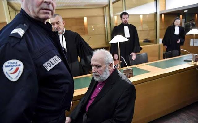 Pelecehan Sekz Pastor Prancis terhadap Puluhan Anak Pramuka Terungkap