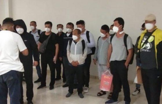 Kemnaker Klaim 20 TKA Asal Tiongkok Datang sebelum PPKM Darurat