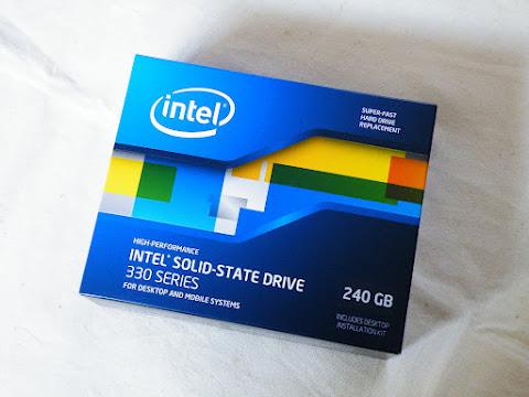 intel SSD 330 Series 240 GB