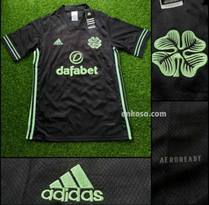 Jual Jersey Celtic Third Musim 2020/2021