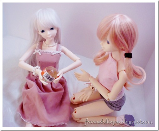 """Finding Doll Props: At The Party Store? """"Can I play with it?"""""""
