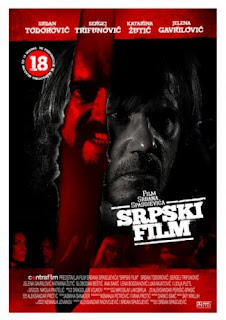 A Serbian Film DVD cover