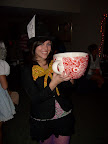 The Mad Hatter (the cup makes the outfit)