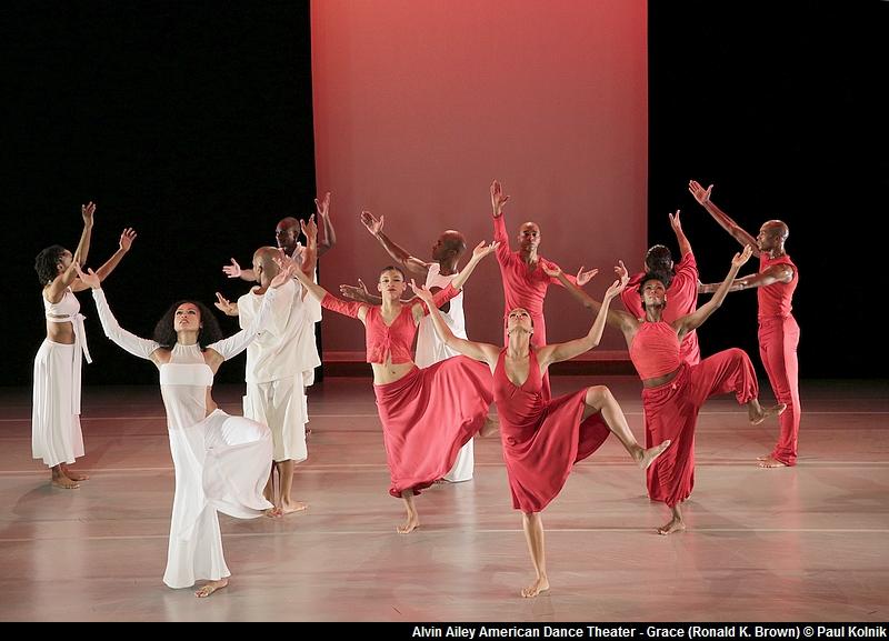 dansomanie voir le sujet et 233 s de la danse 2015 alvin ailey american theater