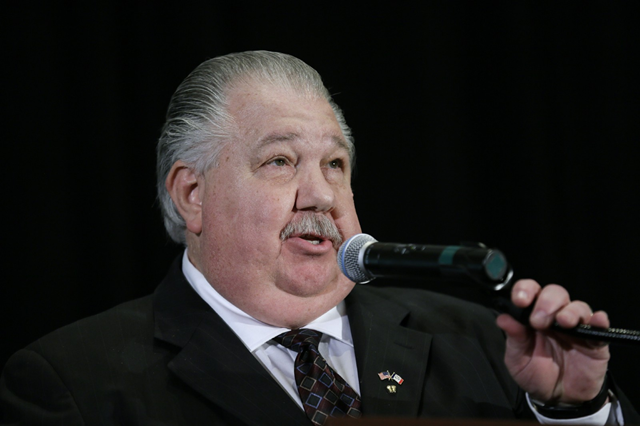 Sam Clovis, a former Trump campaign adviser and one-time conservative talk radio host, has no background in the hard sciences, nor any policy experience with food or agriculture. Still, that did not stop President Donald Trump from officially nominating Clovis to the position of the United States Department of Agriculture's undersecretary of research, education, and economics, the agency's top science position. Photo: Charlie Neibergall / AP Photo