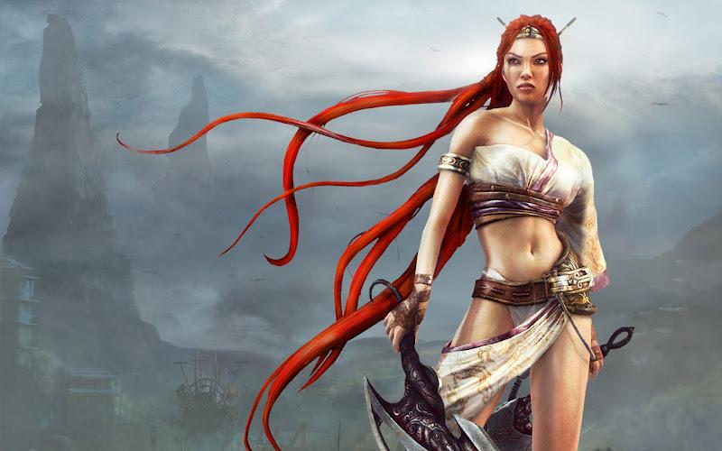 Heavenly Great Sword Wind, Warriors