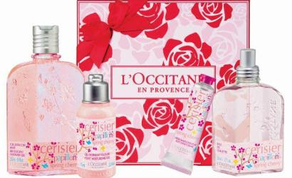 L'Occitane Spring Cherry Collections