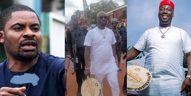 We Can't Allow You To Pressure Our Youths – Adeyanju Questions The Source of Obi Cubana's Wealth