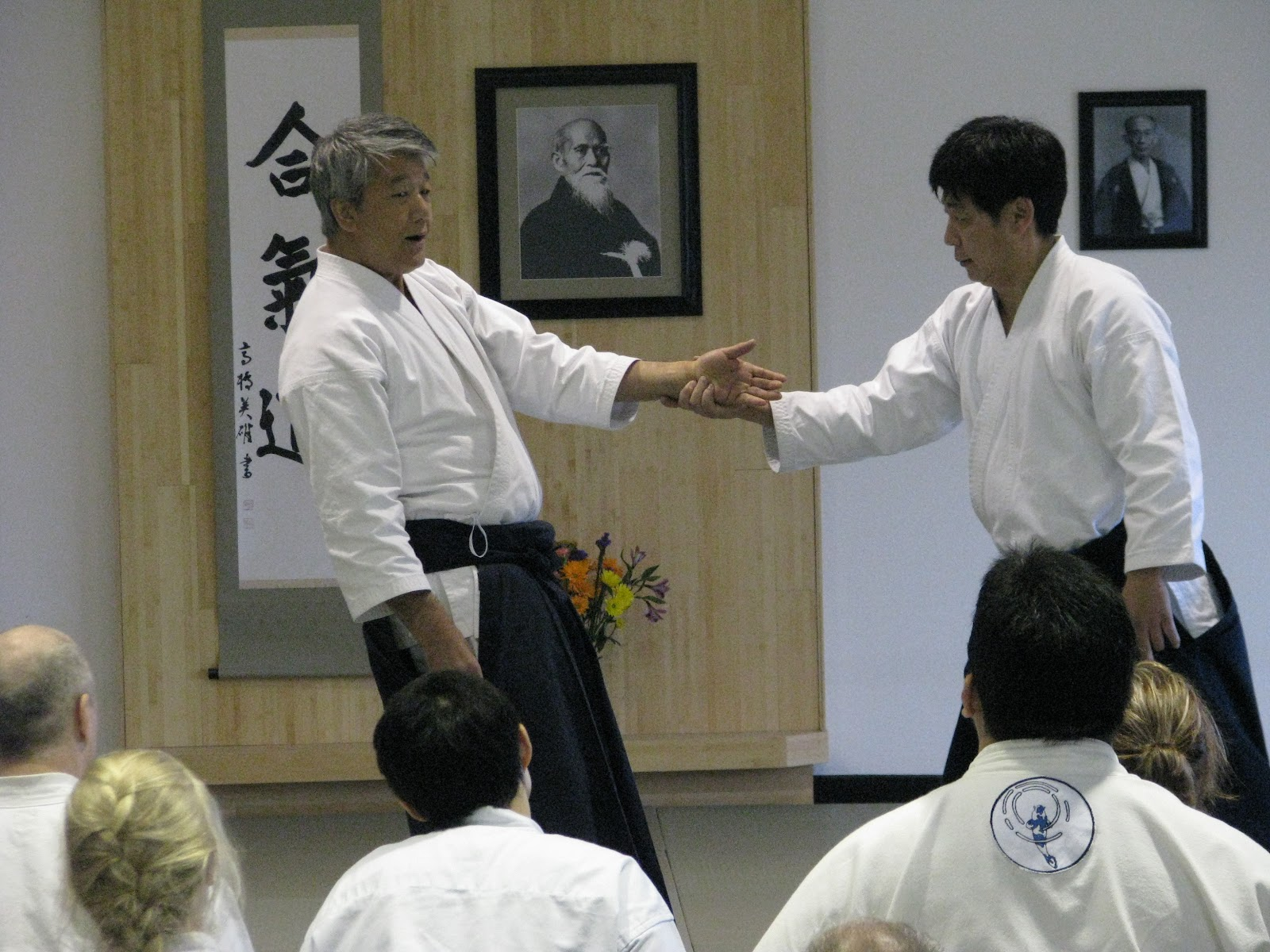 Midwest Aikido Bridge Seminar C March 23 24 2012