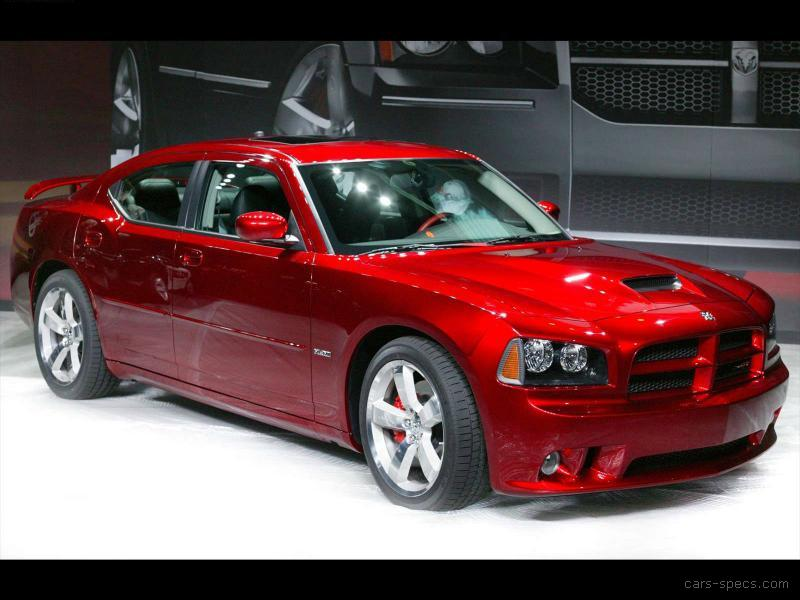 2007 dodge charger srt 8 specifications pictures prices. Black Bedroom Furniture Sets. Home Design Ideas