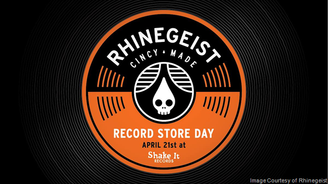 Rhinegeist Releasing Slow Jam Release For Record Store Day