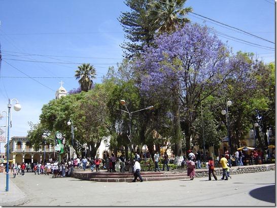 Quillacollo (1905): población y municipio de Cochabamba