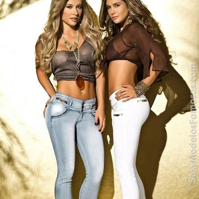 Erika Botero Sexy Komodo Jeans Foto 23