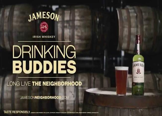 Full List of 16 Jameson Drinking Buddies Collaborations