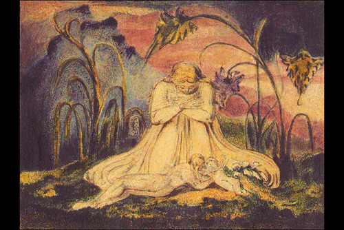 The Book Of Thel By Willaim Blake, William Blake