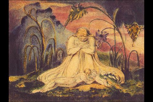 The Book Of Thel By Willaim Blake, William Blake