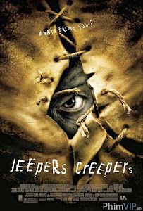 Kẻ Săn Thịt Người 1 - Jeepers Creepers 1 poster