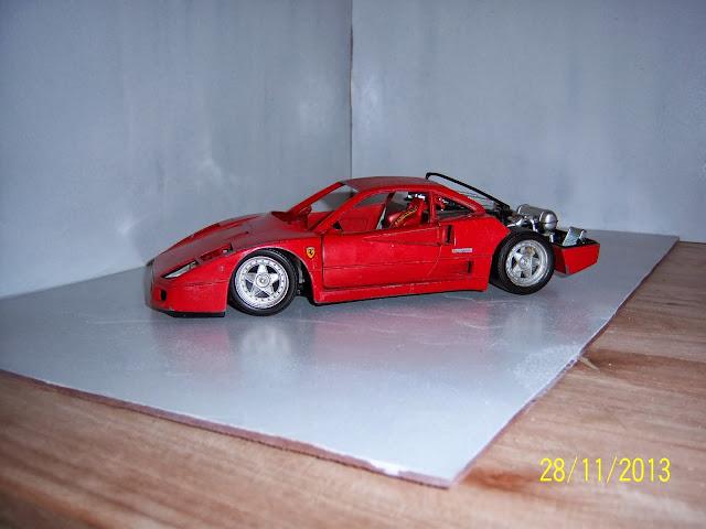 Ferrari F40 diecast 100_2905