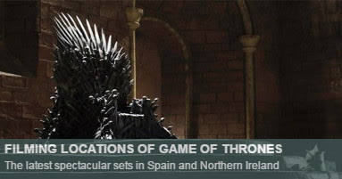 Filming locations of Game of Thrones