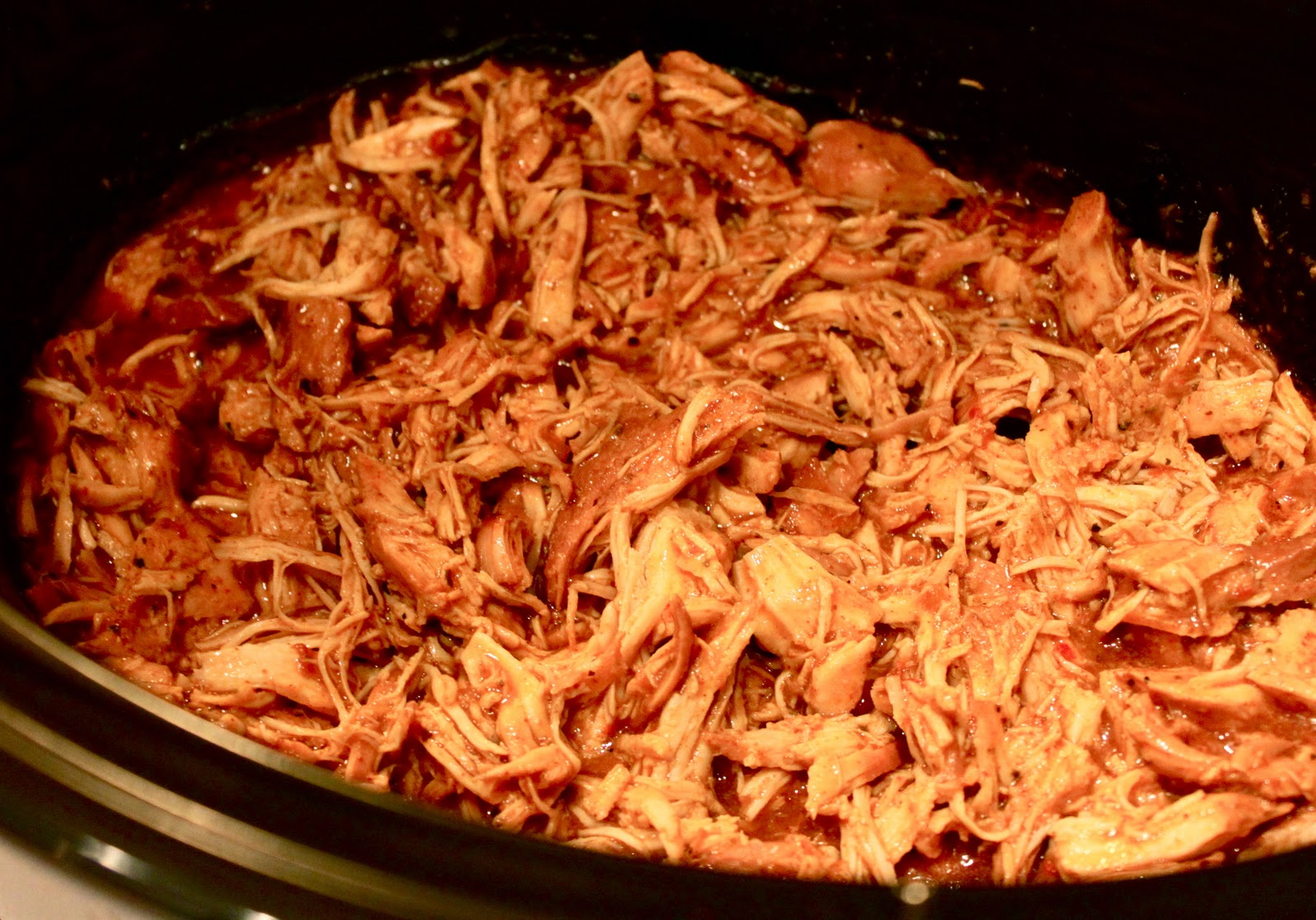 Cafe Rio Shredded Chicken Nutrition