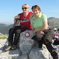 Ljiljana i Karolina na Badnju