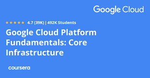 free Coursera course to learn Google Cloud for Azure professionals