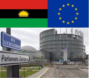Breaking: Just After UN report indicts FG, EU Parliament invites Nnamdi KANU for Serious Talk