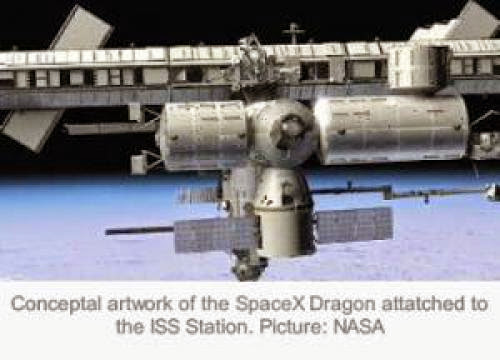 Spacex Docks With Iss The Dark Side Of Corporations In Space
