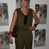 OIC - ENTSIMAGES.COM - Larissa Eddie at the  Going Bongo - UK film premiere June 4th 2015 Photo Mobis Photos/OIC 0203 174 1069
