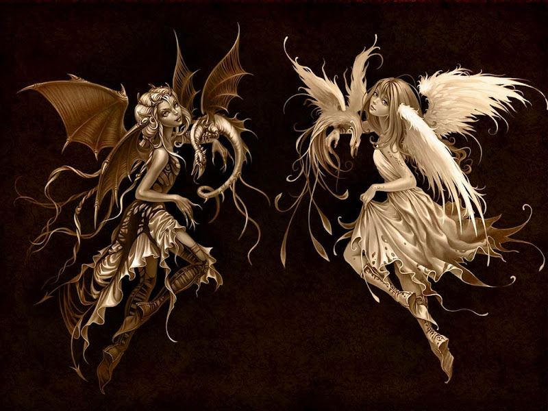 Good And Bad Angels, Angels 2