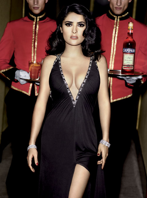Salma Hayek Campri Calendar Pics (#celebrities-0photos)0