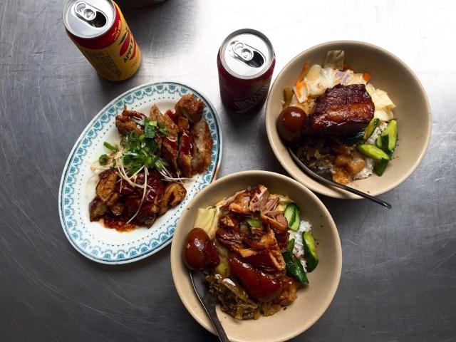Ximending  Hours Food
