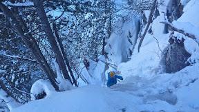 Petzl, Cascade de glace,