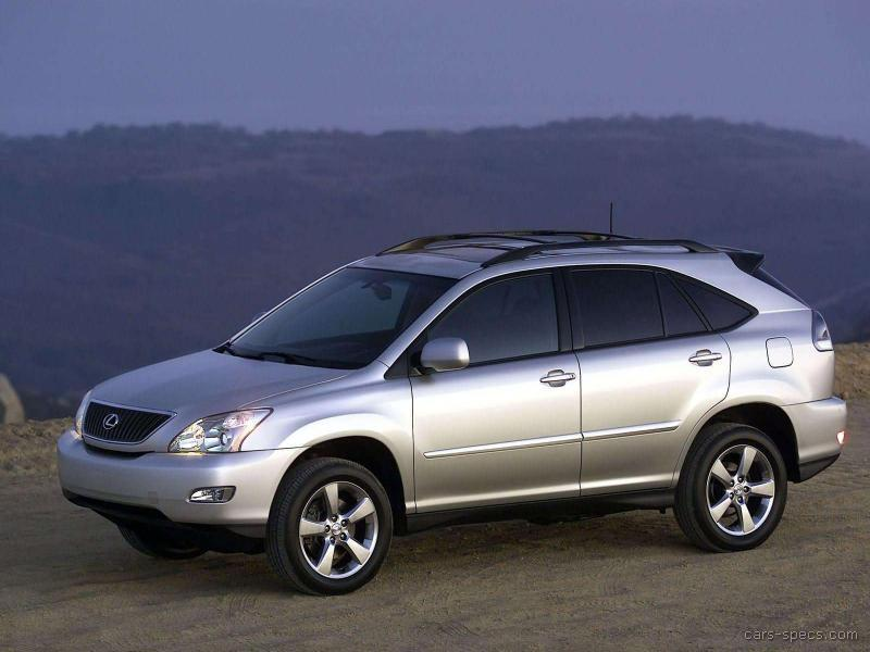 2004 lexus rx 330 suv specifications pictures prices. Black Bedroom Furniture Sets. Home Design Ideas