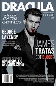 Dracula Film reklám plakát grafikai tervezés