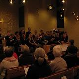 Julekoncert i december 2009