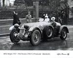 1937 Alfa Romeo 2900 A Mille Miglia