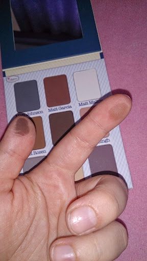 THE BALM MEET MATTE NUDE PALET