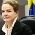 INUSITADO: Gleisi Hoffmann tenta provar que está viva para tomar vacina
