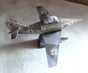 1944 Messerschmitt ME-262 Schwalbe