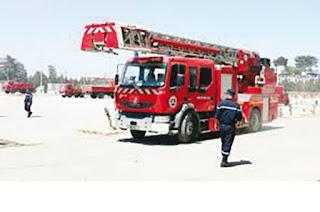 Le DG de la protection civile à Adrar : Inspection des nouveaux chantiers